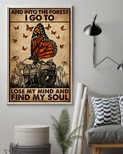 And Into The Forest Camera 16x24 Poster lifestyle-poster-1