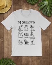 The Camera Sutra - On Sale Classic T-Shirt lifestyle-mens-crewneck-front-18
