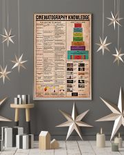 Cinematography Knowledge 16x24 Poster lifestyle-holiday-poster-1