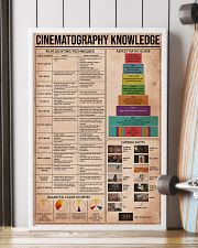 Cinematography Knowledge 16x24 Poster lifestyle-poster-4