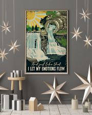 Vintage Photography I Let My Emotion Flow 11x17 Poster lifestyle-holiday-poster-1