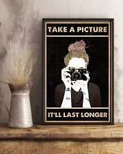 Take A Picture Photography 16x24 Poster lifestyle-poster-3
