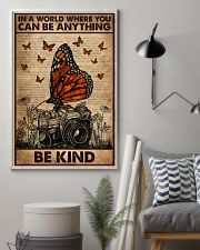 Dictionary You Can Be Anything Be Kind Camera 16x24 Poster lifestyle-poster-1