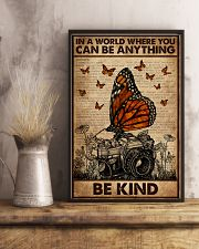 Dictionary You Can Be Anything Be Kind Camera 16x24 Poster lifestyle-poster-3