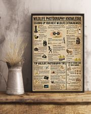 Wildlife Photography Knowledge 11x17 Poster lifestyle-poster-3