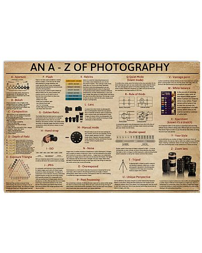 An A - Z Of Photography