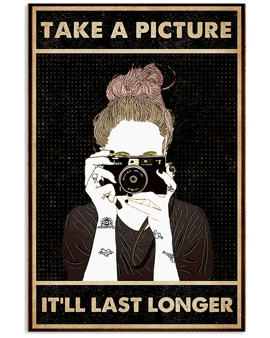 Take A Picture Photography 16x24 Poster
