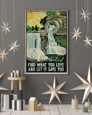 Retro Wanderlust Camera 11x17 Poster lifestyle-holiday-poster-1