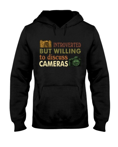 Willing To Discuss Cameras