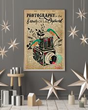 Dictionary Beauty Of Life Captured Camera 16x24 Poster lifestyle-holiday-poster-1