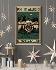 Retro Green Find My Soul Camera 11x17 Poster lifestyle-holiday-poster-1