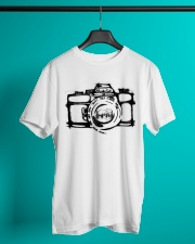 Wanderlust Camera - On Sale Classic T-Shirt lifestyle-mens-crewneck-front-3