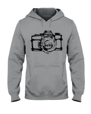 Wanderlust Camera - On Sale Hooded Sweatshirt tile