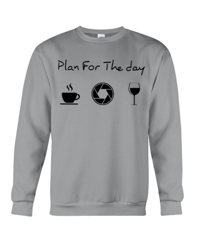 Plan For The Day Photography