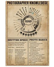 Camera Cheat Poster Photography 11x17 Poster front