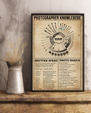 Camera Cheat Poster Photography 11x17 Poster lifestyle-poster-3