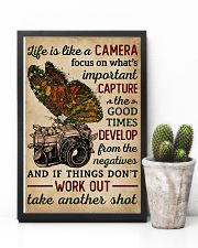 Life Is Like A Camera Butterfly  11x17 Poster lifestyle-poster-8