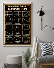 Black A Beginners Guide To Composition Photography 16x24 Poster lifestyle-poster-1