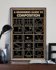 Black A Beginners Guide To Composition Photography 16x24 Poster lifestyle-poster-2