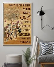 Once Upon A Time Girl Loved Cameras 16x24 Poster lifestyle-poster-1