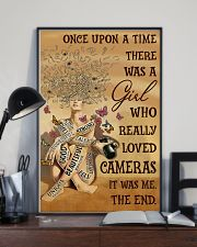 Once Upon A Time Girl Loved Cameras 16x24 Poster lifestyle-poster-2