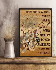 Once Upon A Time Girl Loved Cameras 16x24 Poster lifestyle-poster-3