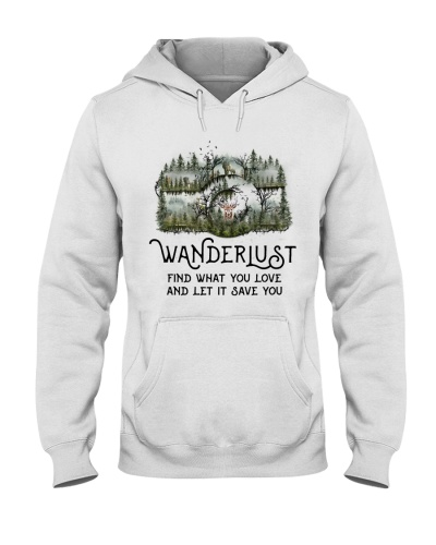Wanderlust Find What You Love Camera