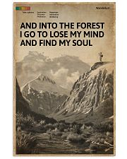 Cover And Into The Forest Photography 16x24 Poster front