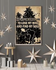 And In To The Forest I Go Camera 11x17 Poster lifestyle-holiday-poster-1