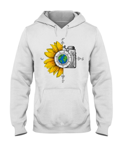 Wanderlust Sunflower Camera