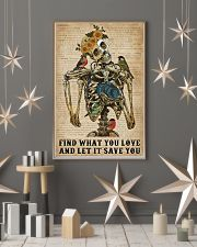 Dictionary Skeleton Find What Photography 11x17 Poster lifestyle-holiday-poster-1