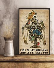 Dictionary Skeleton Find What Photography 11x17 Poster lifestyle-poster-3