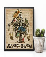 Dictionary Skeleton Find What Photography 11x17 Poster lifestyle-poster-8