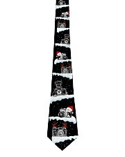 Christmas Snow Camera Photography Tie front