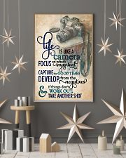 Life Is Like A Camera 11x17 Poster lifestyle-holiday-poster-1