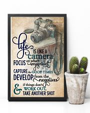 Life Is Like A Camera 11x17 Poster lifestyle-poster-8