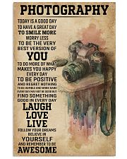Today Is A Good Day Photography 11x17 Poster front
