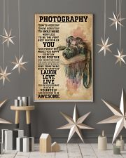 Today Is A Good Day Photography 11x17 Poster lifestyle-holiday-poster-1
