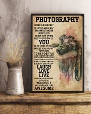 Today Is A Good Day Photography 11x17 Poster lifestyle-poster-3