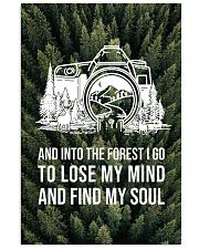 Forest And Into The Forest Photography 16x24 Poster front