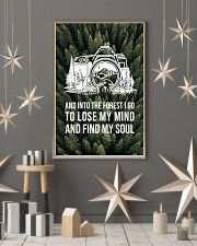 Forest And Into The Forest Photography 16x24 Poster lifestyle-holiday-poster-1