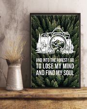 Forest And Into The Forest Photography 16x24 Poster lifestyle-poster-3