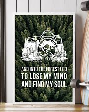 Forest And Into The Forest Photography 16x24 Poster lifestyle-poster-4