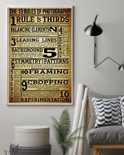 The 10 Rules Of Photography 16x24 Poster lifestyle-poster-1