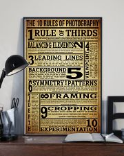 The 10 Rules Of Photography 16x24 Poster lifestyle-poster-2