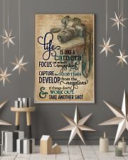 Dictionary Vinatge Life Is Like A Camera 11x17 Poster lifestyle-holiday-poster-1