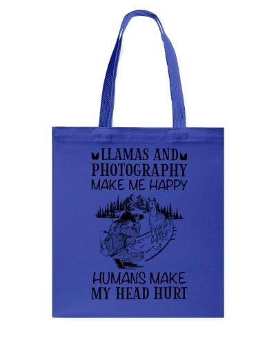 Llamas And Photography Make Me Happy