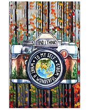 Photography What A Wonderful World 11x17 Poster front