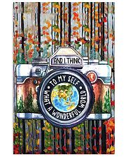 Photography What A Wonderful World 16x24 Poster front