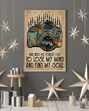 Blue Earth Dictionary Find My Soul Camera 11x17 Poster lifestyle-holiday-poster-1